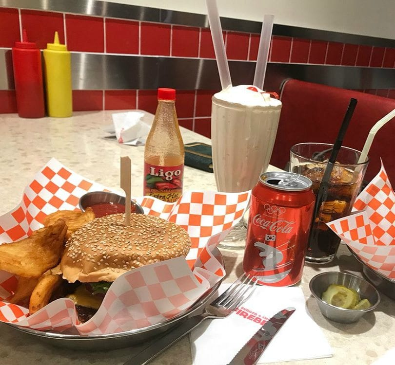 Best Burger Restaurants in Seoul - Firebell