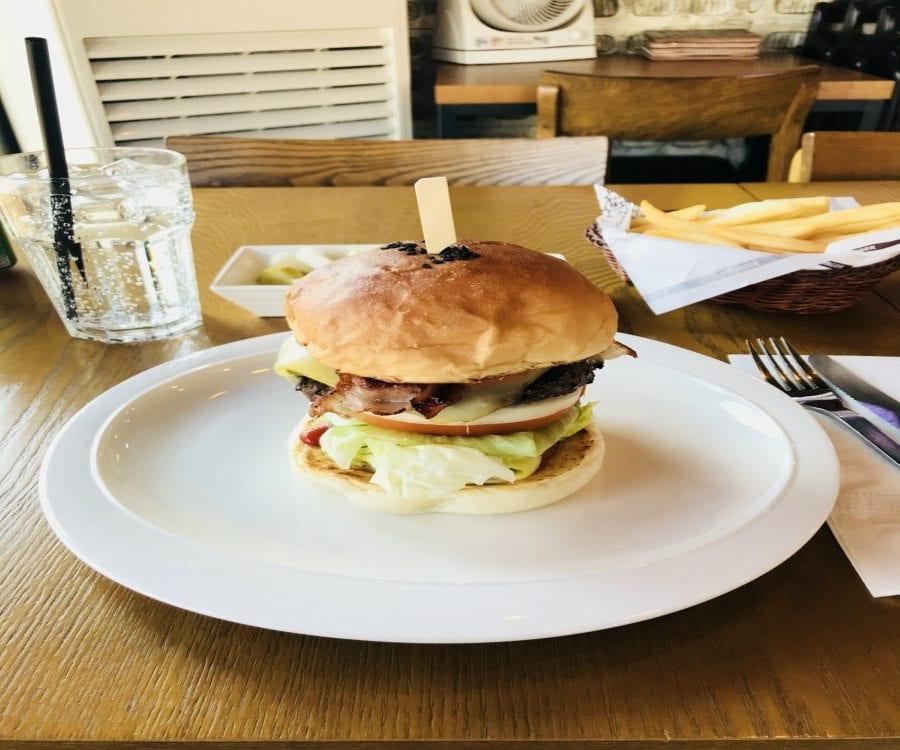 Best Burger Restaurants in Seoul - J's