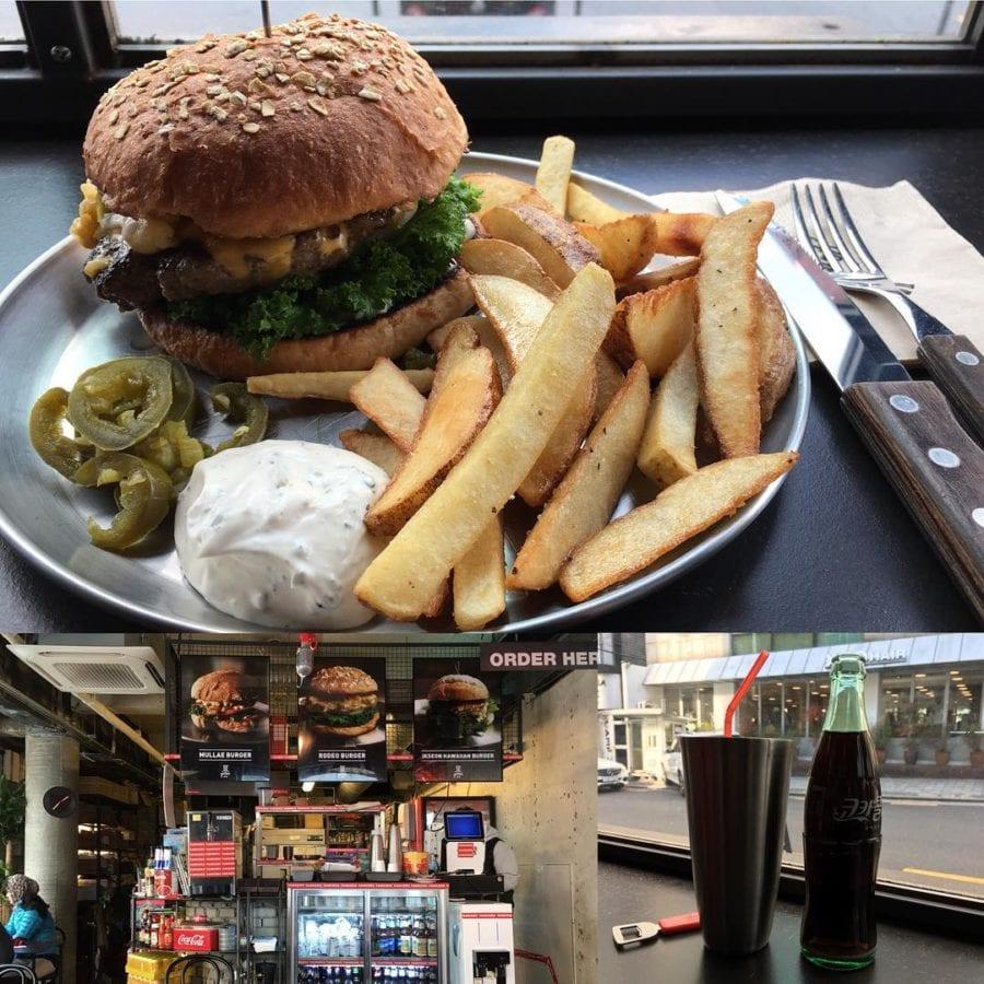Best Burger Restaurants in Seoul - Yankee's