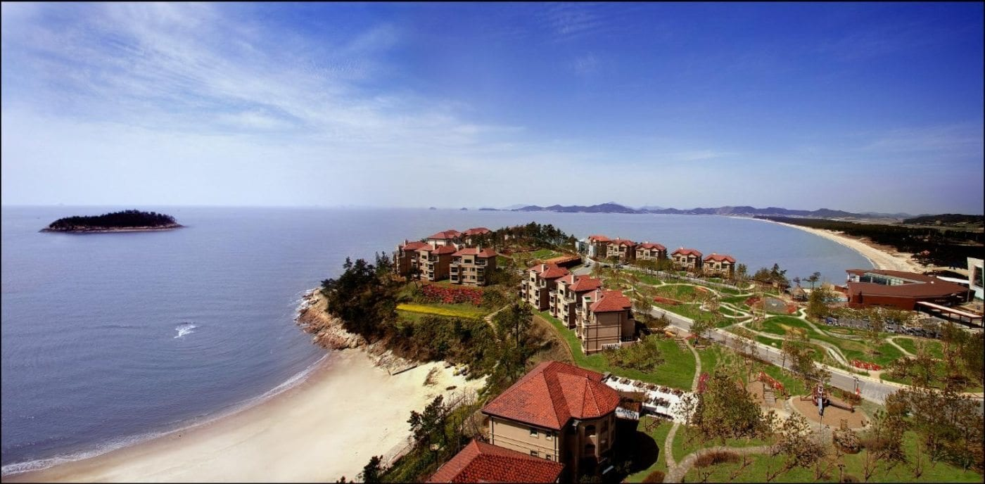 jeolla beach resort