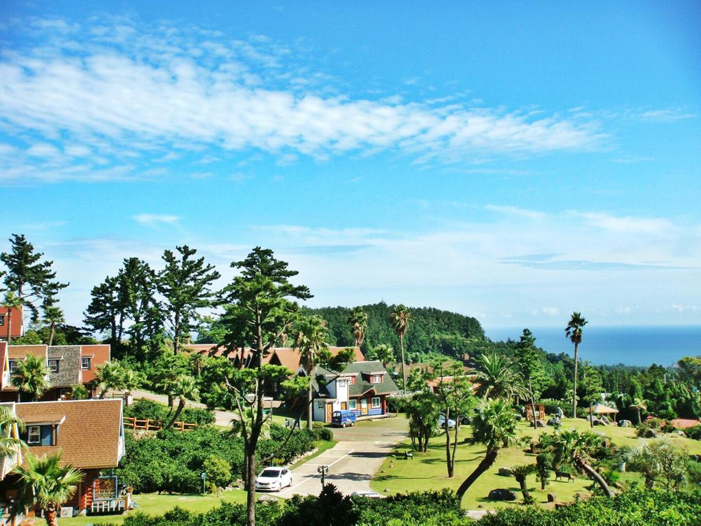 best resorts in jeju, korea
