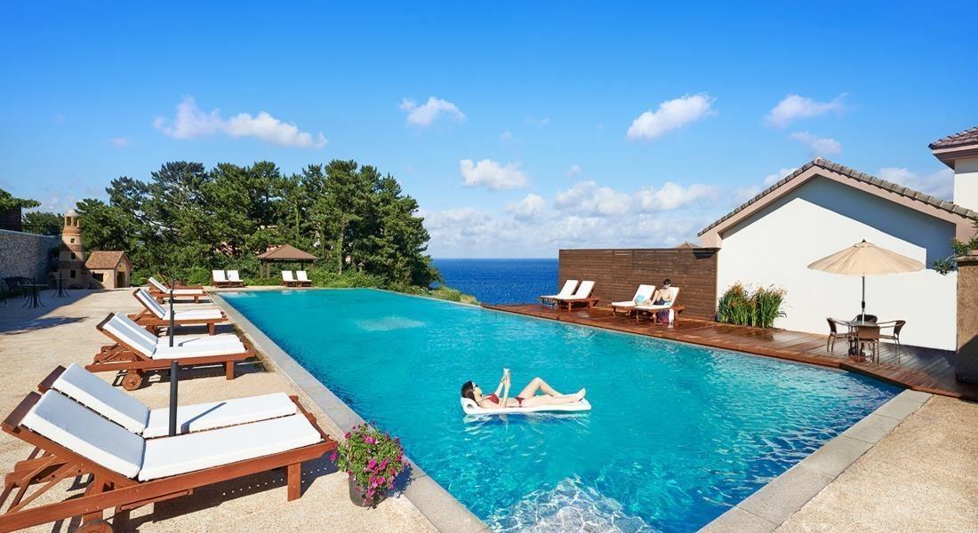 best jeju island resort