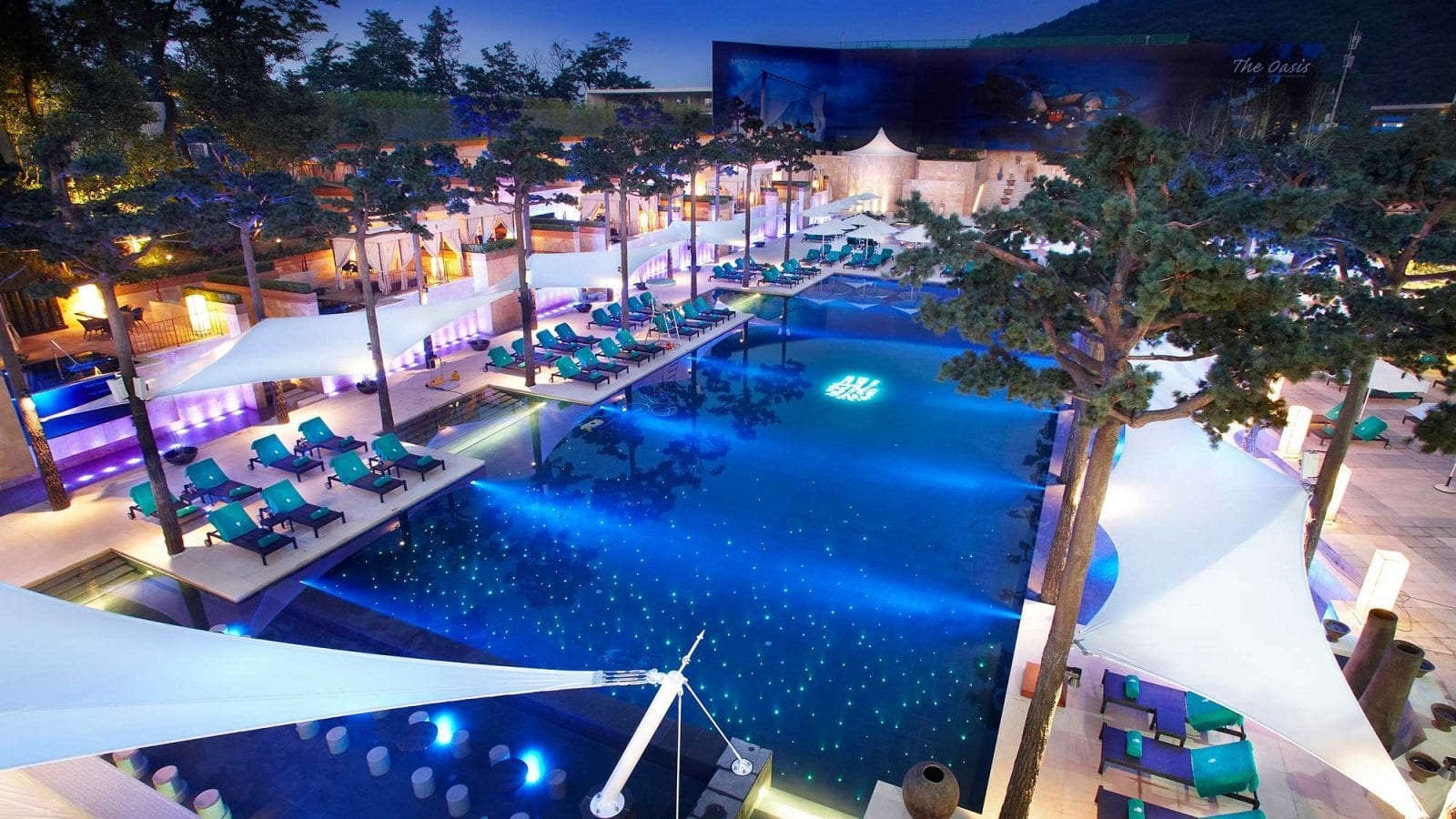 best resorts in seoul