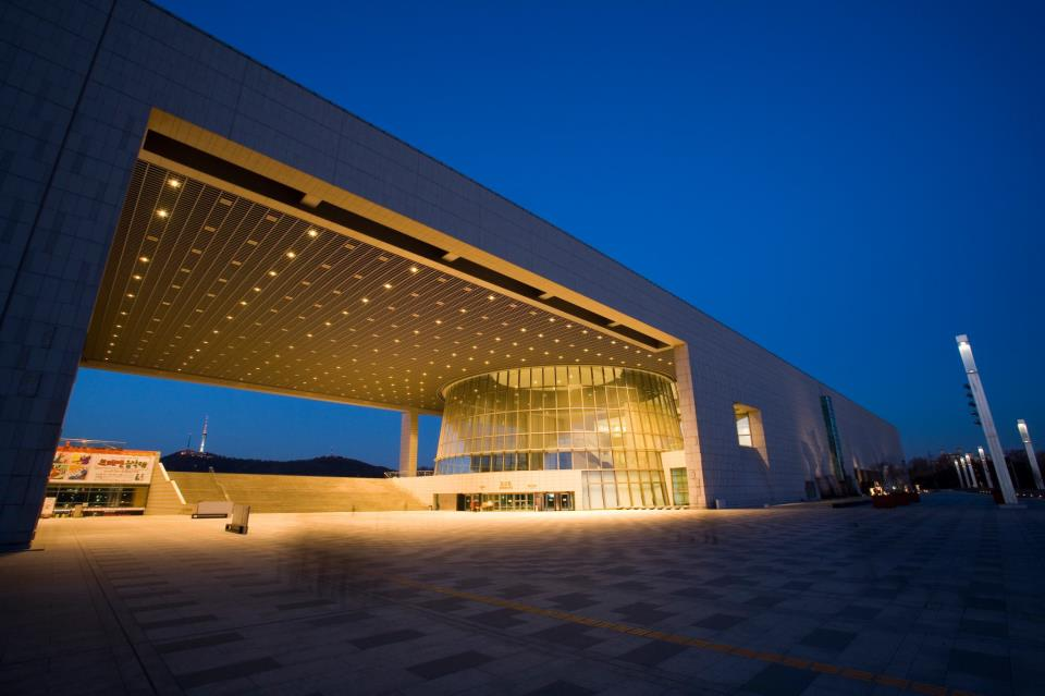 10 most impressive modern architecture in korea 10 for Top ten museums in the world
