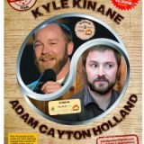 Stand Up Seoul Presents: Kyle Kinane & Adam Cayton-Holland