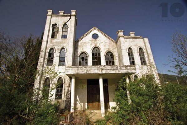 Urban Exploration Korea - Abandoned church