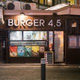 Seoul Foodie Find: Burger 4.5