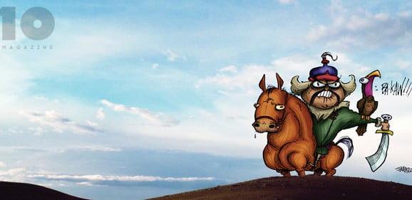 A Happy Ending: Steel Mongolias