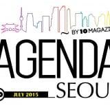 Seoul Agenda: July 2015