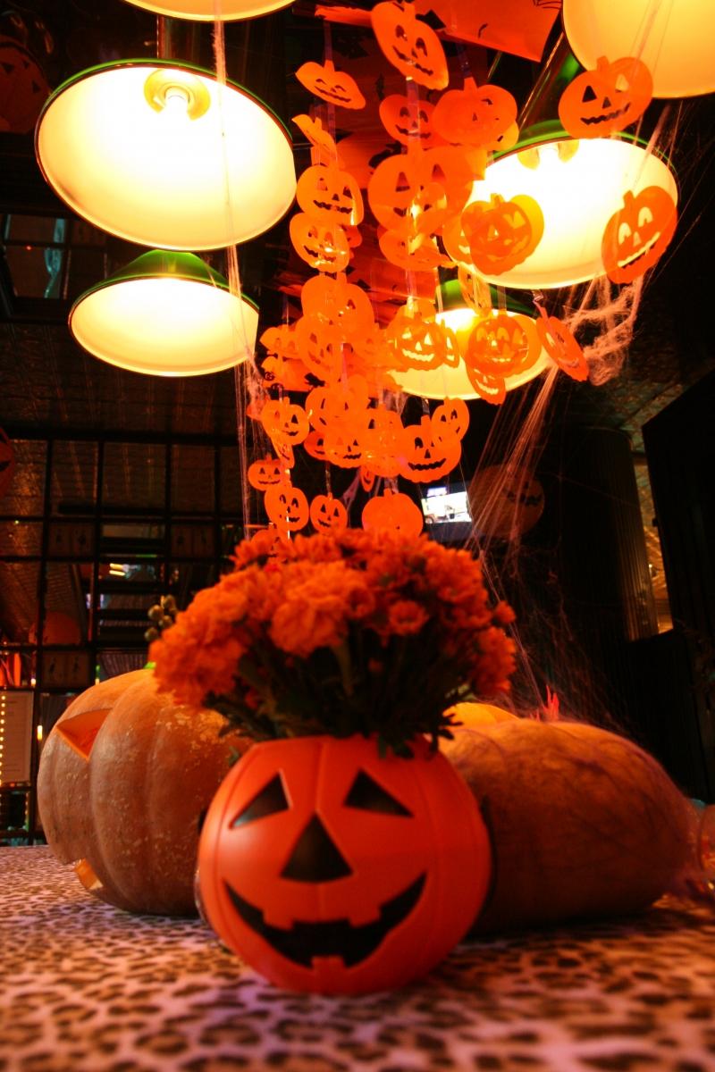 Grand Hyatt Seoul Halloween Party