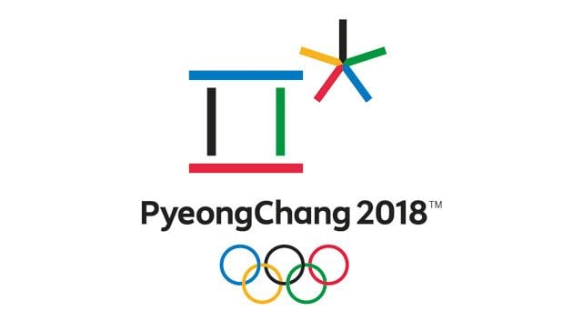 Image result for 2018 olympics logo