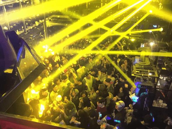 The 10 Best Clubs in Seoul nb2 hongdae