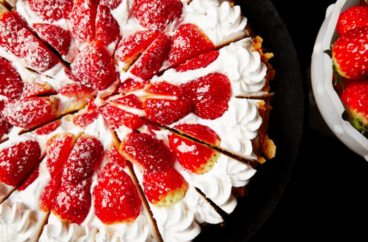 Strawberry season seoul