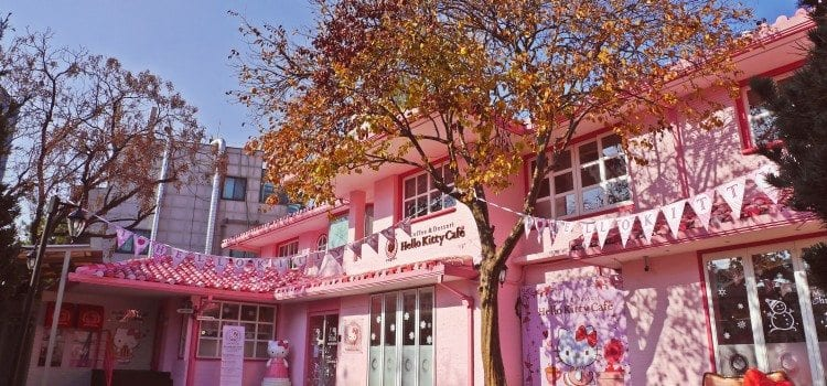 themed cafes in seoul hello-kitty-cafe-hongdae