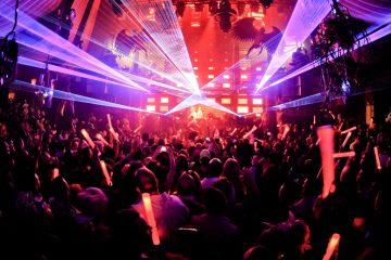 Night clubs in seoul