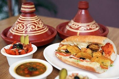 The Best Vegetarian and Vegan Restaurants in Seoul casablanca