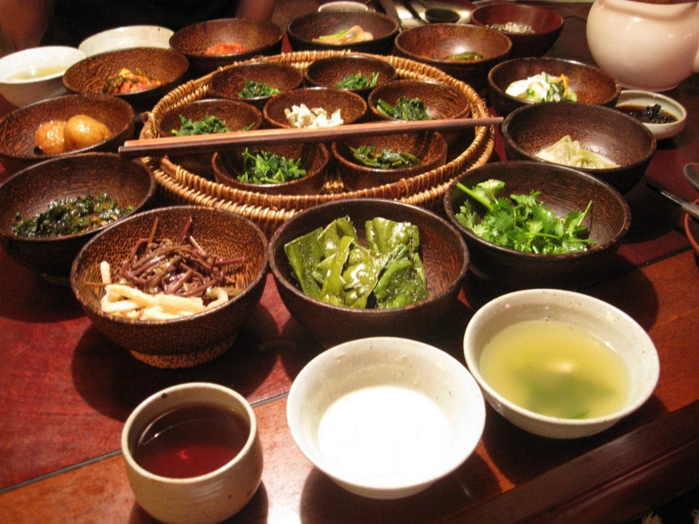 The Best Vegetarian and Vegan Restaurants in Seoul