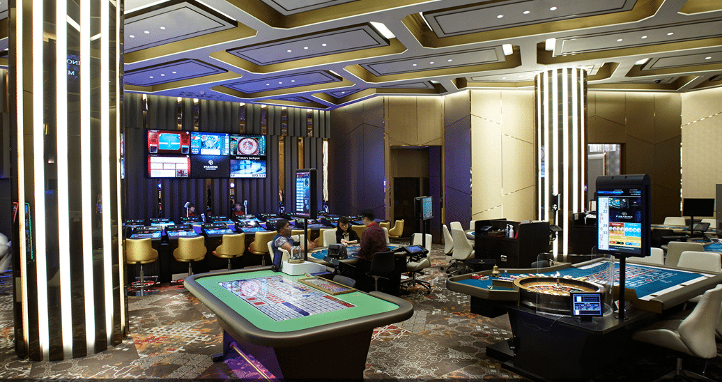 casinos in seoul korea Paradise Casino Incheon