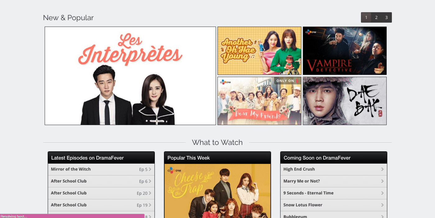 how to watch korean dramas in english