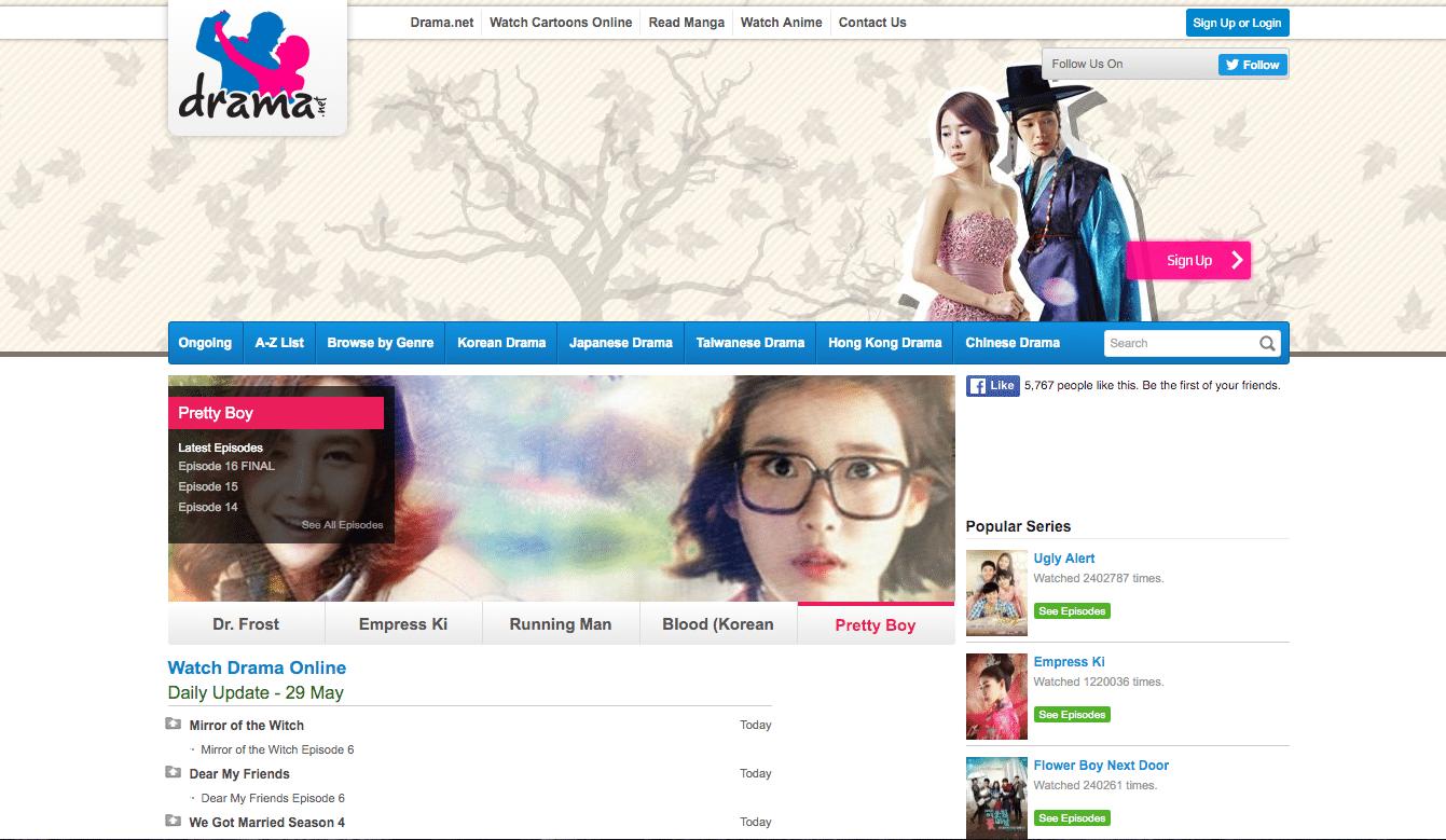 Watch Korean dramas with english subtitles