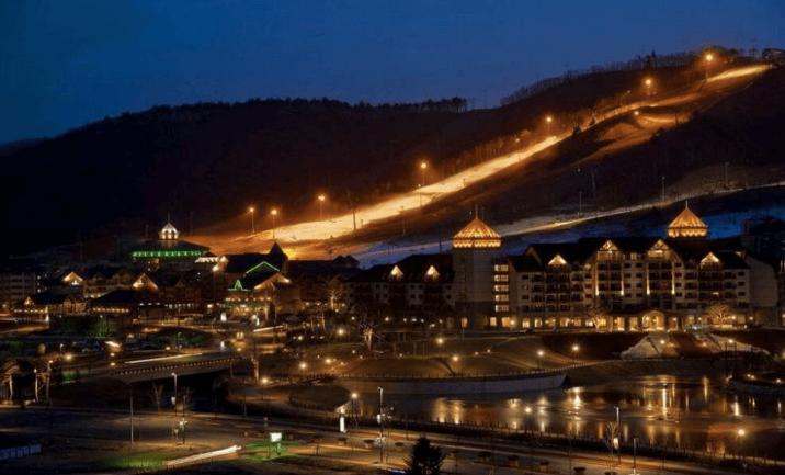 casinos in seoul korea Alpensia Casino & Resort Gangwon