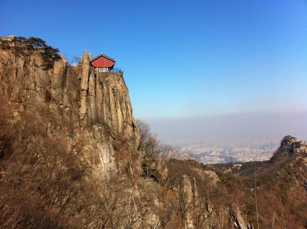 hiking seoul