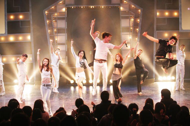 non-verbal stage shows korea