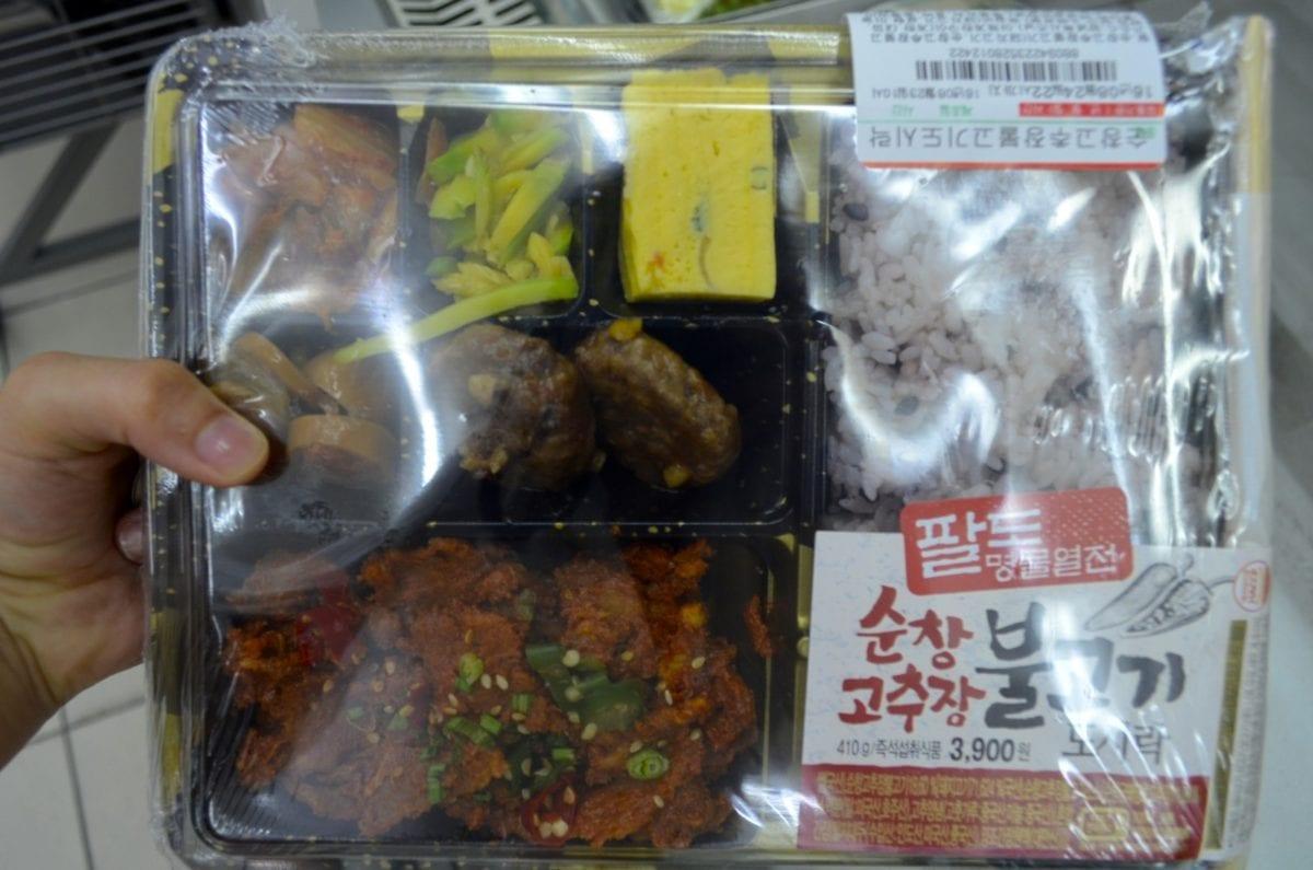 korean convenience stores doshirak