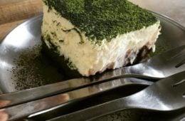 matcha green tea desserts in seoul