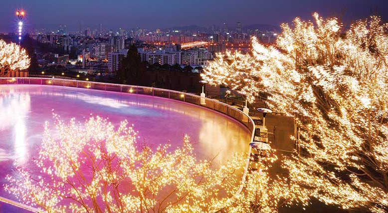 winter in South Korea Activities Things to Do Grand-Hyatt-Seoul