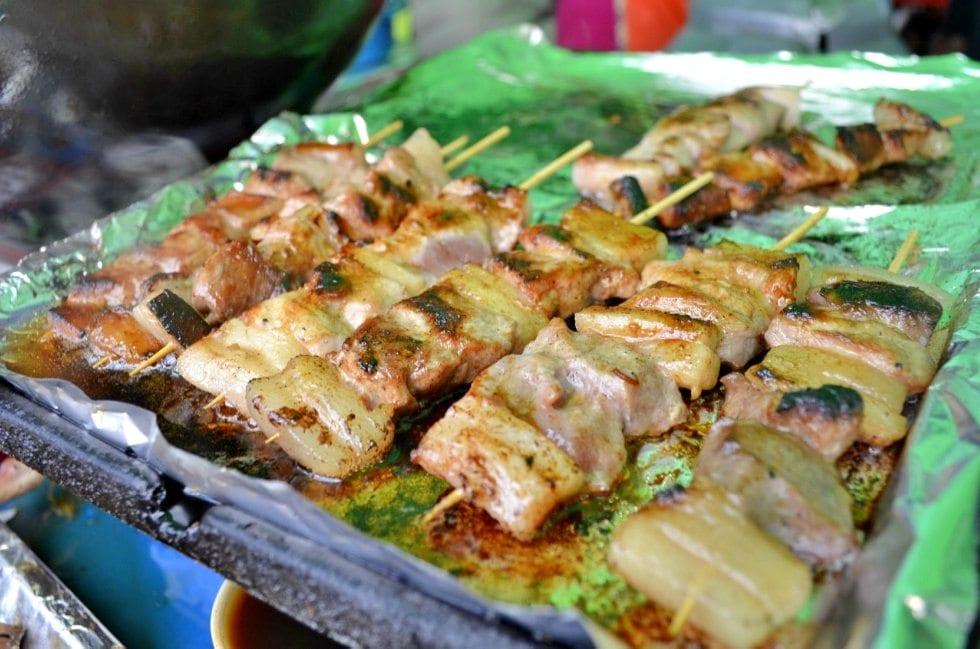 filipino market in seoul hyehwa daehangno barbecueee