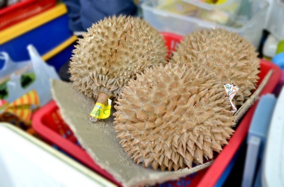 filipino market in seoul hyehwa daehangno durian