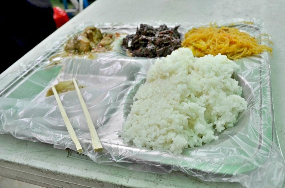 filipino market in seoul hyehwa daehangno food