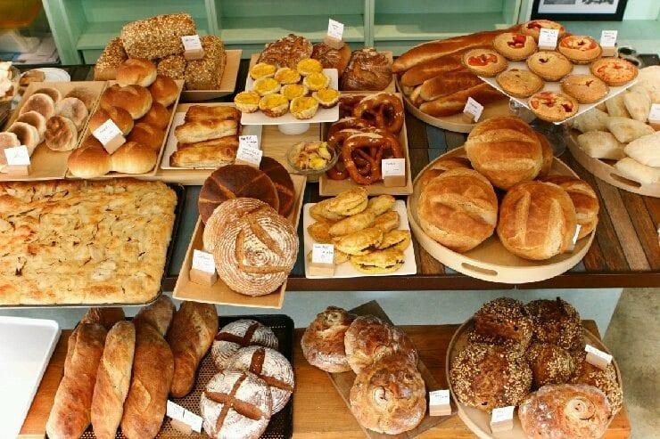best fresh bread in seoul baker's table
