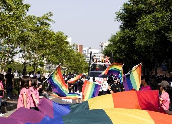 LGBTQ community in korea