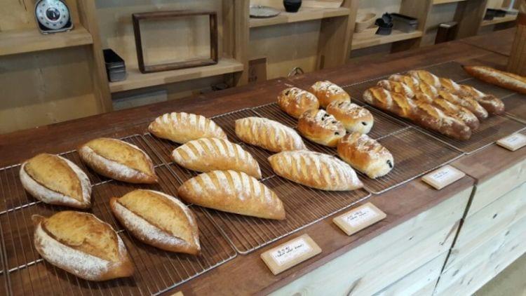 maybell best fresh bread in seoul