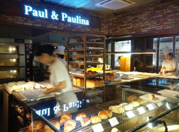 best fresh bread in seoul paul and paulina