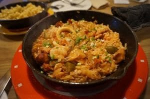 American Comfort Food In Seoul shy bana
