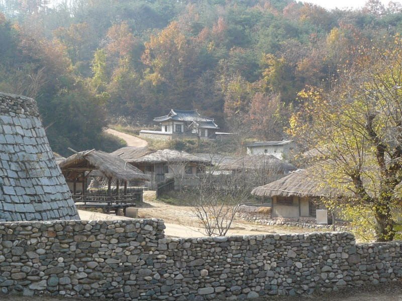 Day Trips to Take Outside of Seoul andong