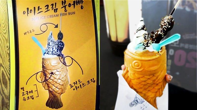 Korean Street Desserts
