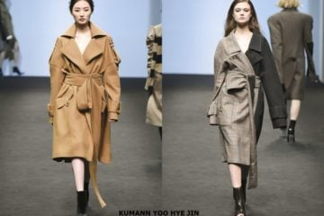 hottest fashion trends from seoul fashion week trench