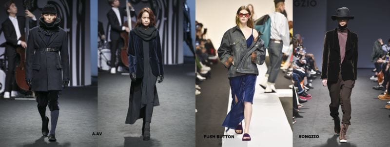 hottest fashion trends from seoul fashion week velvet