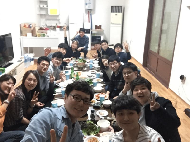 college life in korea drinking