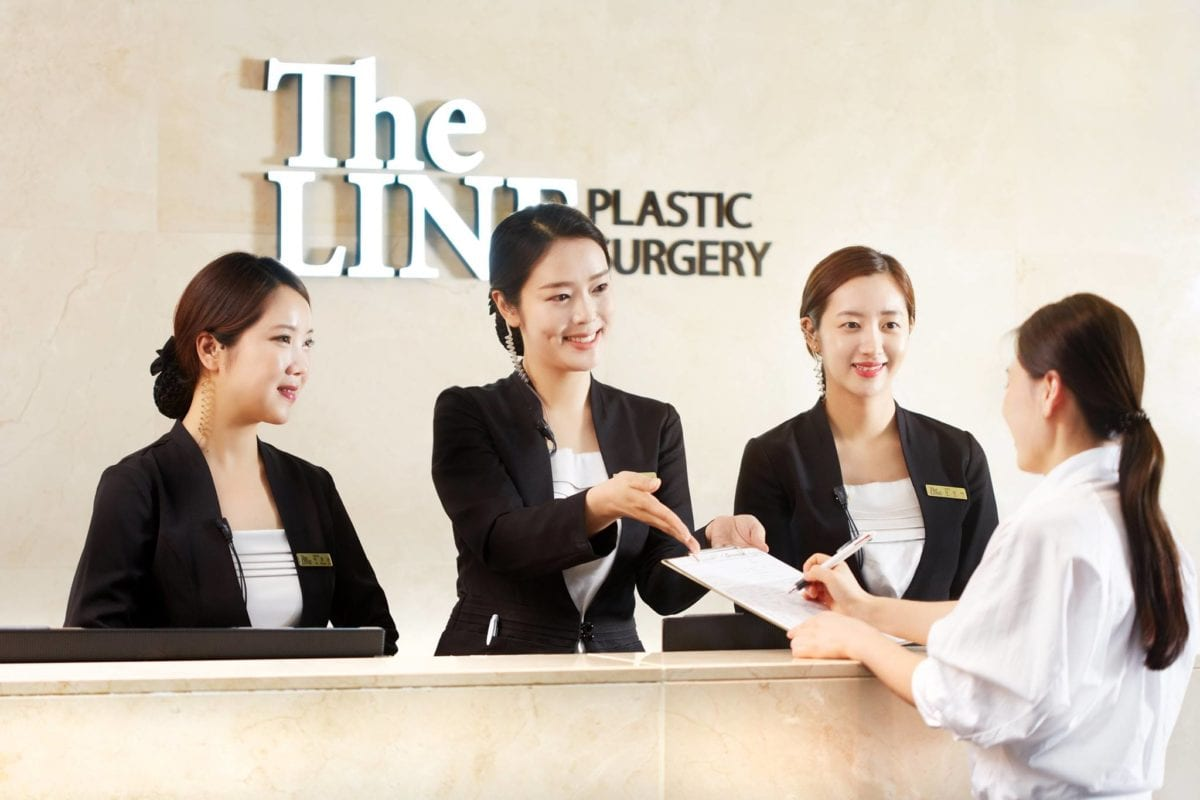 Plastic Surgery In Seoul The Line Clinic