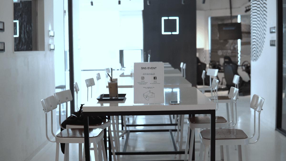 virtual reality cafe hongdae