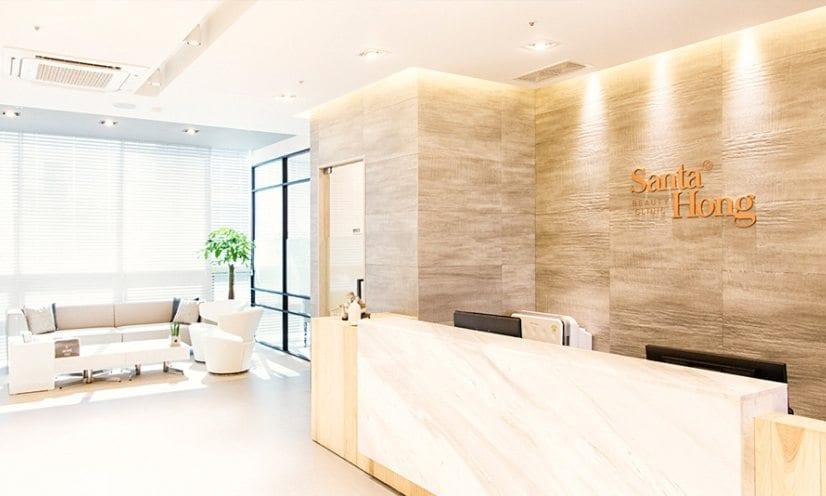 Santa Hong Dermatology Clinic Dermatologist Seoul