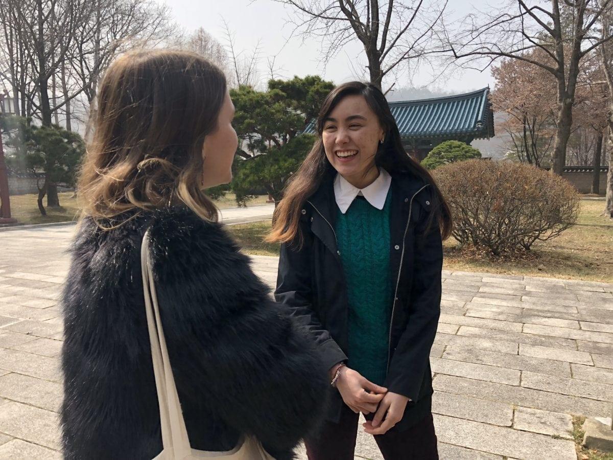 Korea Buddhism women