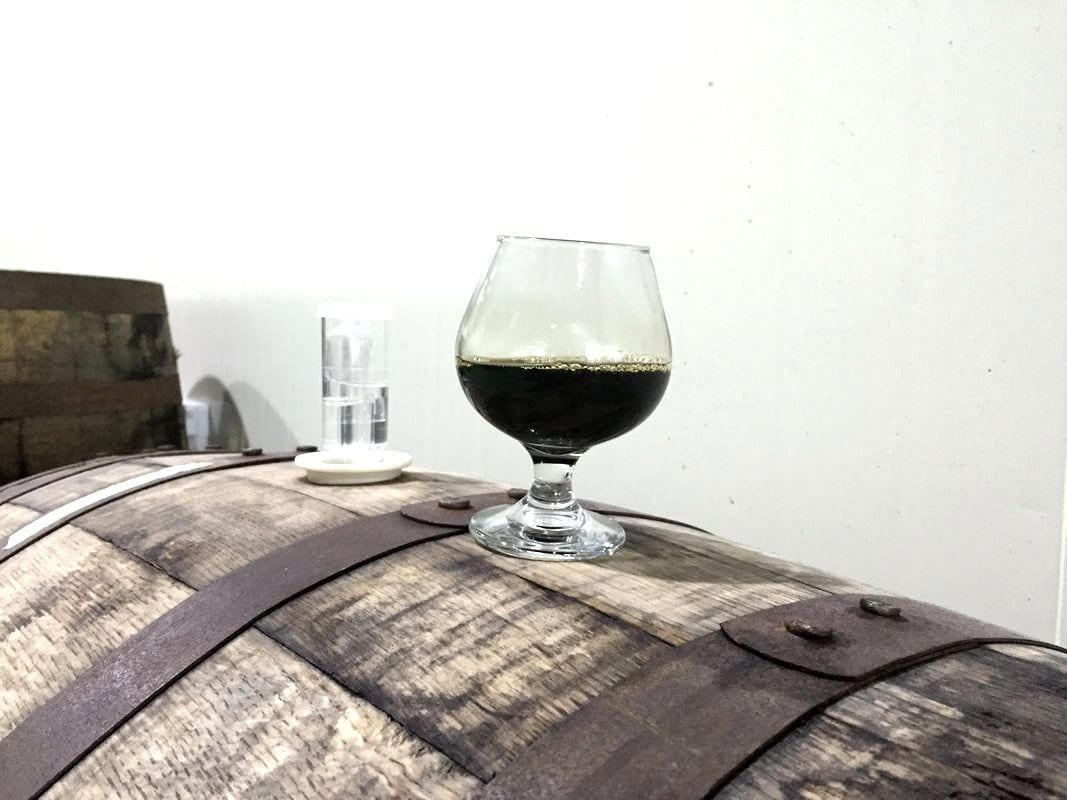 Imperial Stout Trevier Craft Beer Summer Korea