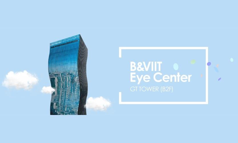 10 English speaking Optometrists in Korea B & VIIT Eye Center Seoul lasik