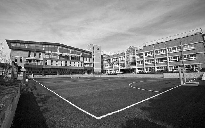 busan foreign school international